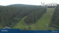 Archived image Webcam View St Georg Ski Jump in Winterberg 15:00