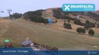 Archiv Foto Webcam Grandvalira: El Tartar - Pi de Migdia 19:00
