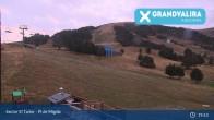 Archiv Foto Webcam Grandvalira: El Tartar - Pi de Migdia 23:00