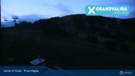 Archiv Foto Webcam Grandvalira: El Tartar - Pi de Migdia 01:00