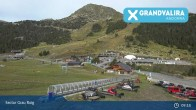 Archiv Foto Webcam Grandvalira: Pic de Cubil (Grau Roig) 03:00