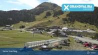 Archiv Foto Webcam Grandvalira: Pic de Cubil (Grau Roig) 09:00