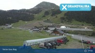 Archiv Foto Webcam Grandvalira: Pic de Cubil (Grau Roig) 01:00