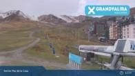 Archiv Foto Webcam Grandvalira: Talstation Pas de la Casa 07:00