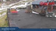 Archiv Foto Webcam Vallnord: Arinsal - Sessellift Les Fonts 11:00