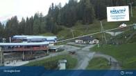 Archiv Foto Webcam Mittelstation Rossbach-Schareck 06:00