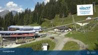 Archiv Foto Webcam Mittelstation Rossbach-Schareck 10:00