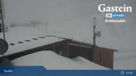 Archived image Webcam Bad Hofgastein: View from Schlossalm 12:00