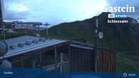 Archived image Webcam Bad Hofgastein: View from Schlossalm 19:00