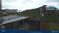 Archived image Webcam Bad Hofgastein: View from Schlossalm 11:00