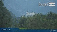 Archived image Webcam Pfarrwerfen - Salzburg 19:00