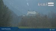 Archiv Foto Webcam Pfarrwerfen, Salzburger Land 21:00
