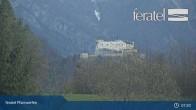 Archiv Foto Webcam Pfarrwerfen, Salzburger Land 01:00