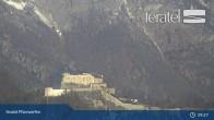 Archiv Foto Webcam Pfarrwerfen, Salzburger Land 03:00