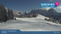 Archiv Foto Webcam Russbach - Snowpark 09:00