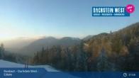 Archiv Foto Webcam Dachstein West - Edtalm 11:00