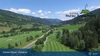 Archived image Murau - Webcam Golf Course 19:00