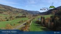Archiv Foto Webcam Murau - Kreischberg Golfplatz 01:00