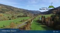 Archived image Murau - Webcam Golf Course 22:00