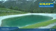Archiv Foto Webcam Fulpmes - Panoramasee Schlick 19:00