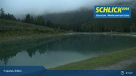 Archiv Foto Webcam Fulpmes - Panoramasee Schlick 04:00