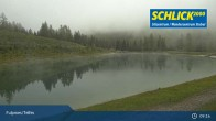 Archiv Foto Webcam Fulpmes - Panoramasee Schlick 08:00