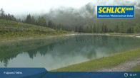 Archiv Foto Webcam Fulpmes - Panoramasee Schlick 10:00