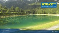 Archiv Foto Webcam Fulpmes - Panoramasee Schlick 14:00