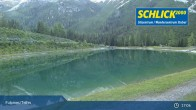 Archiv Foto Webcam Fulpmes - Panoramasee Schlick 16:00