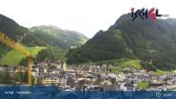 Archiv Foto Webcam Blick von Ischgl auf die umliegende Bergwelt 09:00