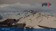 Archiv Foto Webcam Ischgl - Palinkopf (2.864 m) 02:00