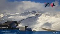 Archiv Foto Webcam Ischgl - Palinkopf (2.864 m) 14:00