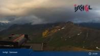 Archiv Foto Webcam Ischgl - Palinkopf (2.864 m) 19:00