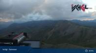 Archived image Webcam Summit of Palinkopf (2.864 m) - Ischgl 19:00