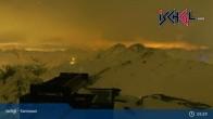 Archived image Webcam Summit of Palinkopf (2.864 m) - Ischgl 23:00