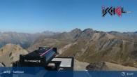 Archiv Foto Webcam Ischgl - Palinkopf (2.864 m) 05:00