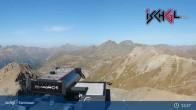 Archiv Foto Webcam Ischgl - Palinkopf (2.864 m) 09:00