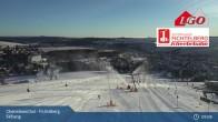 Archiv Foto Webcam Oberwiesenthal - Fichtelberg Skihang 09:00