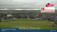 Archiv Foto Webcam Oberwiesenthal - Fichtelberg Skihang 01:00