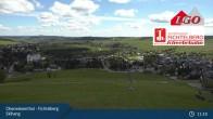 Archiv Foto Webcam Oberwiesenthal - Fichtelberg Skihang 05:00
