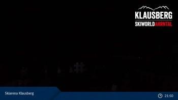 Ahrntal - Bergstation Kabinenbahn Klausberg