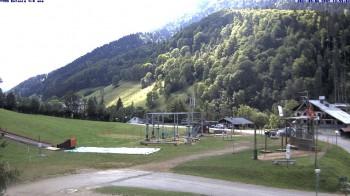 Aillons Margeriaz - Base station les Rochettes