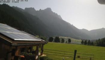 Almdorf Tirol, Grän