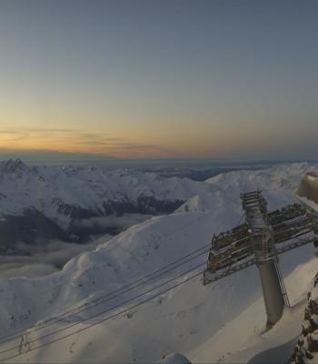 Alpe d'Huez - Bergstation Marmottes