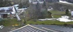 Alpe du Grand Serre Talstation