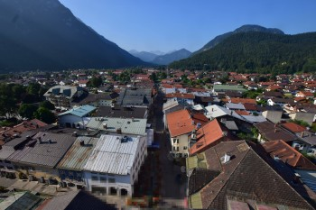 Alpenwelt Karwendel - Mittenwald Kirche