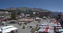 Alpes Maritimes - Place d'Auron