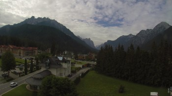 Toblach: Apparthotel Germania - Höhlensteintal