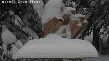 Arapahoe Basin – Snow Stake