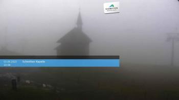 Schmittenhöhe: View Chapel
